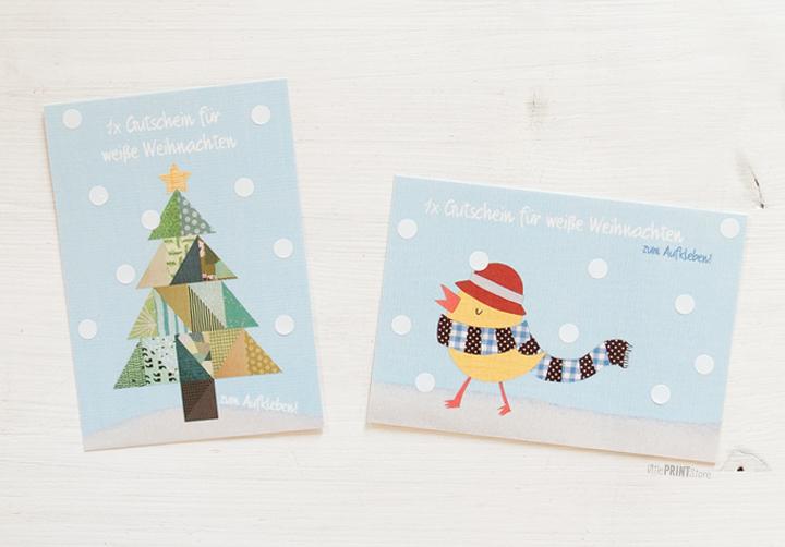 papeterie-postkarte-gutschein-weihnachten-christbaum