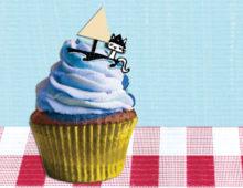 Cupcake Pirat