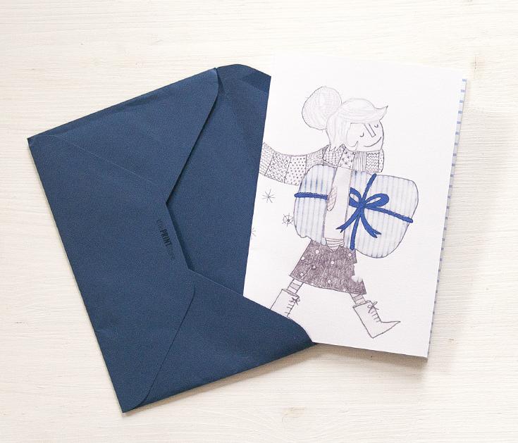 papeterie-illustration-design-weihnachtskarte-kartendesign-märchen