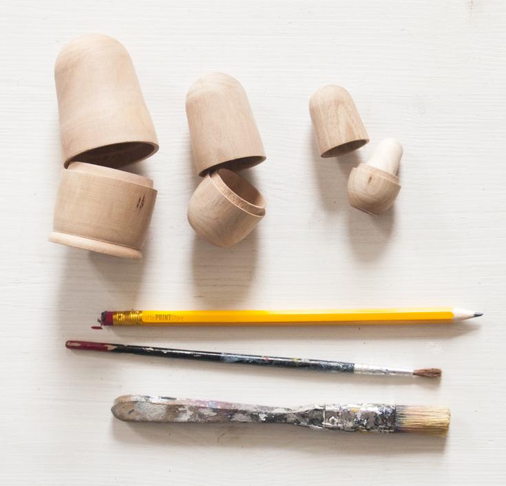 illustation-holzpuppe-dekoration-kinderzimmer-handbemalt-einzelstück