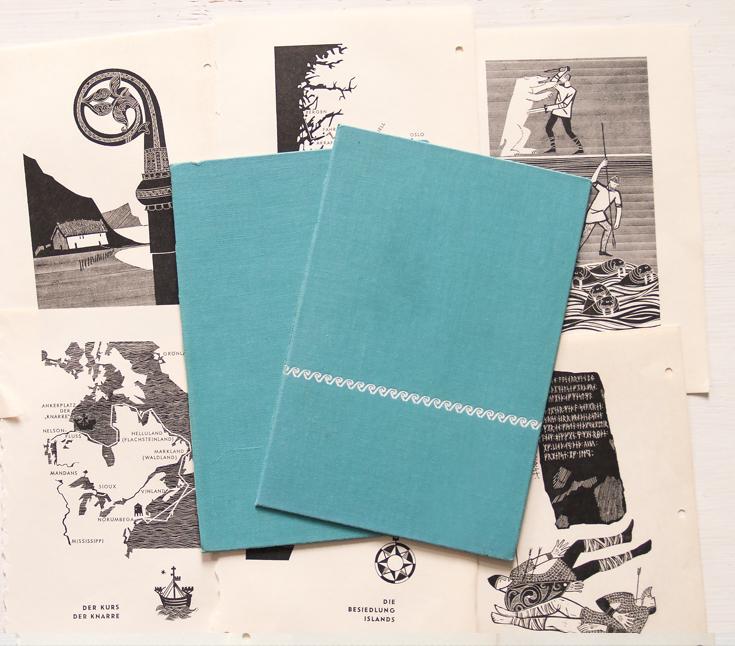 buch-binden-design-bookcover-illustration-wien-recycling-zerowaste-scherenschnitt-recyclingbuchprojekt