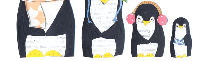 Pinguinmeute